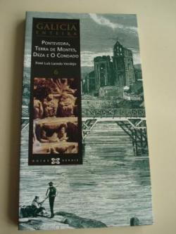 Ver os detalles de:  Galicia enteira. Volume 6: Pontevedra, Terra de Montes, Deza e O Condado
