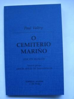 Ver os detalles de:  O cemiterio mariño (Edición Bilingüe)