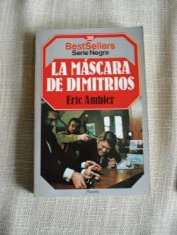Ver os detalles de:  La máscara de Dimitrios