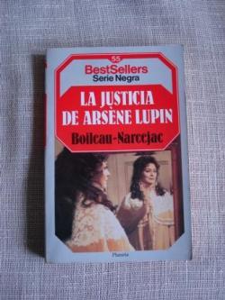 Ver os detalles de:  La justicia de Arséne Lupin