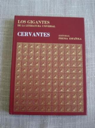 Cervantes - Ver os detalles do produto