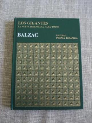 Balzac - Ver os detalles do produto