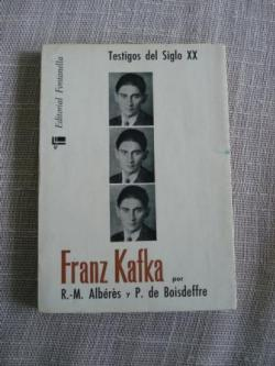 Ver os detalles de:  Franz Kafka
