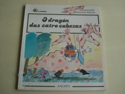 Ver os detalles de:  O dragón de catro cabezas