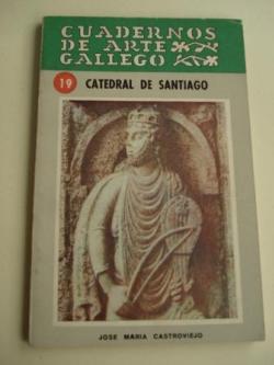 Ver os detalles de:  CUADERNOS DE ARTE GALLEGO, Nº 19  Catedral de Santiago