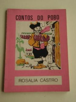 Ver os detalles de:  Contos do pobo. Colección O moucho, nº 15 (2ª ed. / 1971)