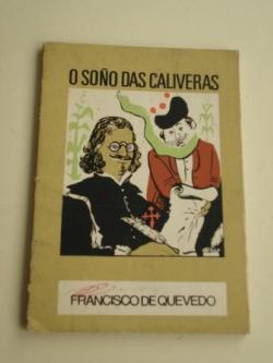 Ver os detalles de:  O soño das caliveras. Colección O moucho, nº 5 (2ªed. / 1970)