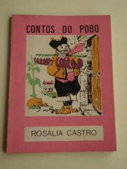 Ver os detalles de:  Contos do pobo. Colección O moucho, nº 15 (3ª ed. / 1975)