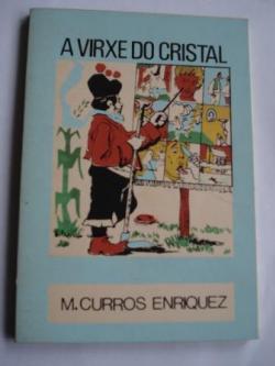 Ver os detalles de:  A Virxe do Cristal. Colección O moucho, nº 12 (3ª ed. / 1973)