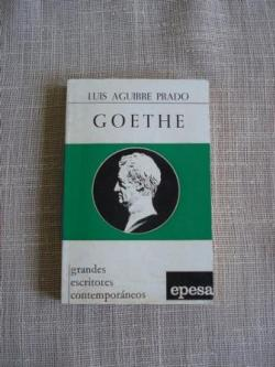 Ver os detalles de:  Goethe