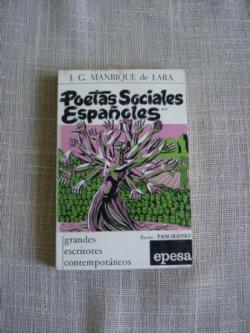Ver os detalles de:  Poetas Sociales Españoles