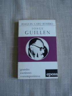 Ver os detalles de:  Jorge Guillén