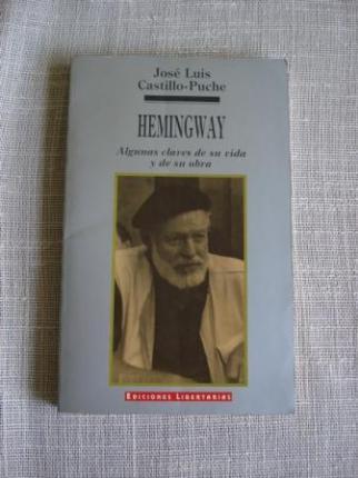 Hemingway. Algunas claves de su vida y su obra - Ver os detalles do produto