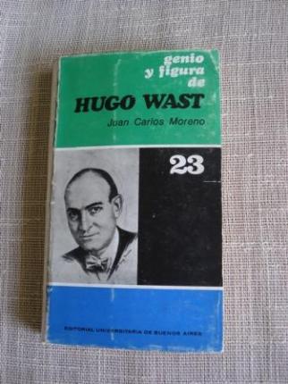Genio y figura de Hugo Wast - Ver os detalles do produto