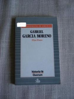 Ver os detalles de:  Gabriel García Moreno