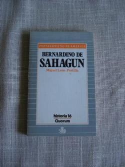 Ver os detalles de:  Bernardino de Sahagún