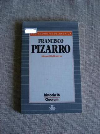 Francisco Pizarro - Ver os detalles do produto