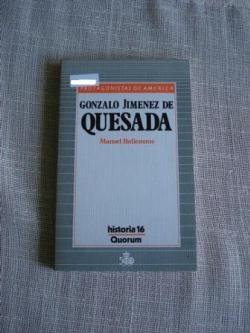 Ver os detalles de:  Gonzalo Jiménez de Quesada