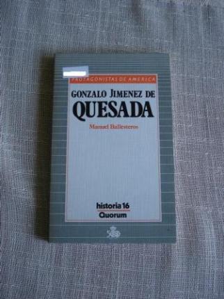 Gonzalo Jiménez de Quesada - Ver os detalles do produto