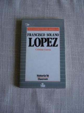 Francisco Solano López - Ver os detalles do produto