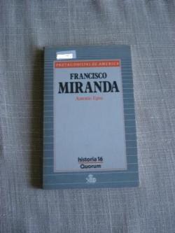 Ver os detalles de:  Francisco Miranda