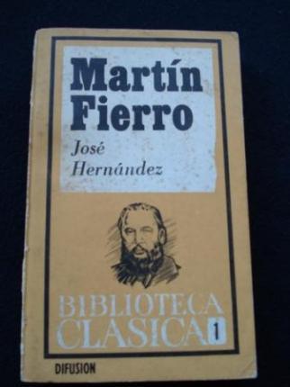 Martín Fierro - Ver os detalles do produto