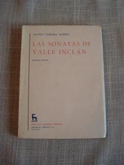 Ver os detalles de:  Las sonatas de Valle-Inclán
