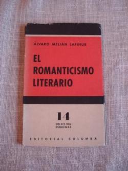 Ver os detalles de:  El Romanticismo Literario