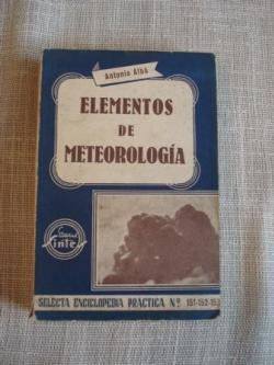 Ver os detalles de:  Elementos de meteorología