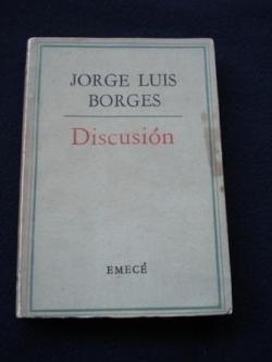 Ver os detalles de:  Discusión. Obras Completas, volumen 6