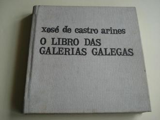 O libro das galerías galegas - Ver os detalles do produto