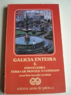 Ver os detalles de:  Galicia enteira. Volume 6. Pontevedra. Terra de Montes. O Condado. Primeira edición (1983)