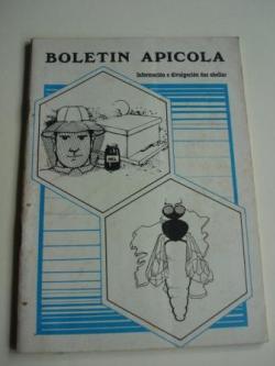 Ver os detalles de:  BOLETÍN APÍCOLA. Información e divulgación das abellas. Nº 4 Outubro-Santos-Nadal 1983. Asociación Galega de Apicultura (A.G.A.)