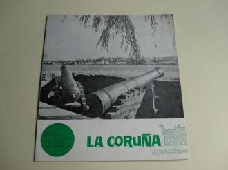 La unidad de las tierras de España. La Coruña (Galicia). Programación de Radio Nacional de España. 31 de julio de 1973 emitida desde A Coruña.  - Ver os detalles do produto