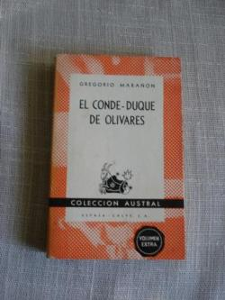 Ver os detalles de:  El Conde-Duque de Olivares