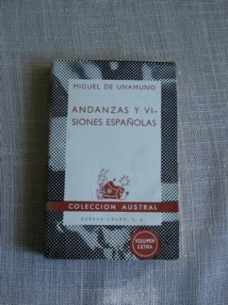 Andanzas y visiones españolas - Ver os detalles do produto