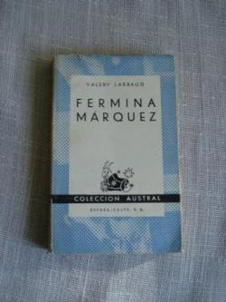 Ver os detalles de:  Fermina Márquez