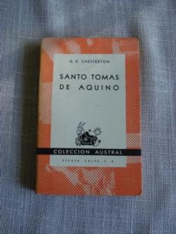 Ver os detalles de:  Santo Tomás de Aquino