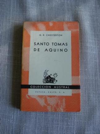 Santo Tomás de Aquino - Ver os detalles do produto