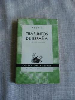 Ver os detalles de:  Trasuntos de España (Páginas electas)