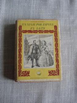 Ver os detalles de:  Un viaje por España en 1679
