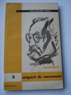 Ver os detalles de:  Miguel de Unamuno (Antología)