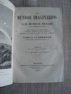 Ver os detalles de:  Los mundos imaginarios y los mundos reales
