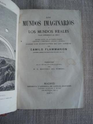 Los mundos imaginarios y los mundos reales - Ver os detalles do produto