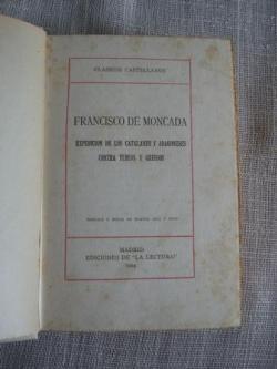 Ver os detalles de:  Expedición de los catalanes y aragoneses contra turcos y griegos