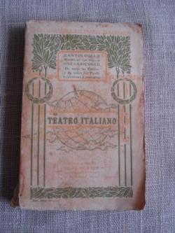Ver os detalles de:  Teatro Italiano