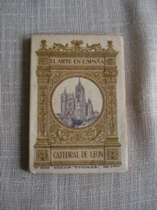El Arte en España. Catedral de León - Ver os detalles do produto