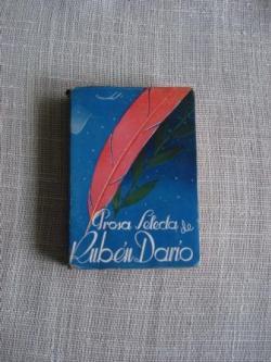 Ver os detalles de:  Prosa selecta de Rubén Darío