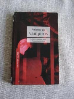 Ver os detalles de:  Relatos de vampiros