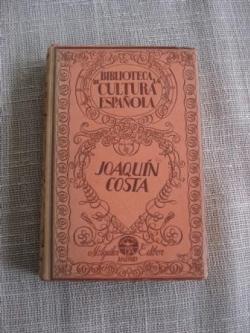 Ver os detalles de:  Joaquín Costa